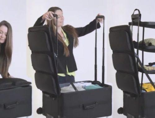 [تجربة ] ShelfPack : حقيبة ثورية لرحلات نهاية الأسبوع